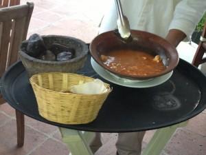 Casa Oaxaca - stone soup 2
