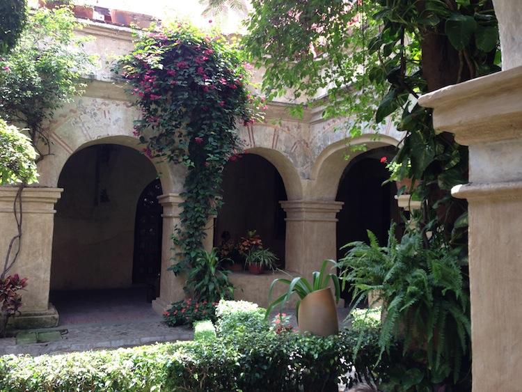 Quinta Real Oaxaca courtyard 2