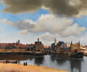 Vermeer's View of Delft