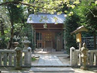 Kuzuharagaoka Shrine, Kamakura, Japan