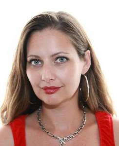 Carolina De Robertis author photo